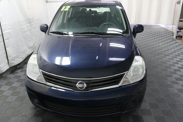 Pre-Owned 2012 Nissan Versa 1.8 S