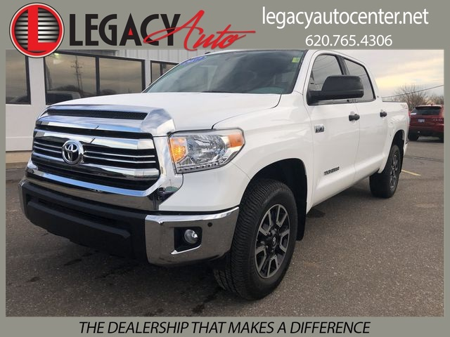 Pre Owned 2017 Toyota Tundra Trd Offroad Package
