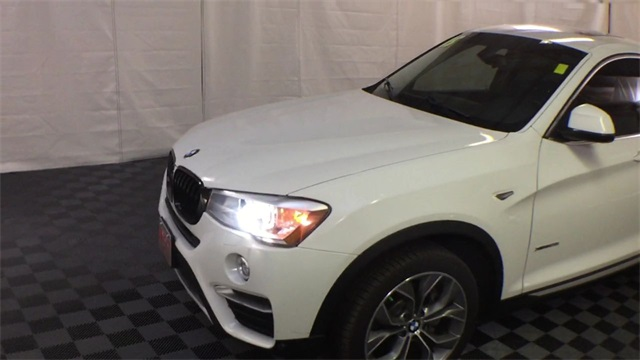 Pre-Owned 2015 BMW X4 xDrive28i